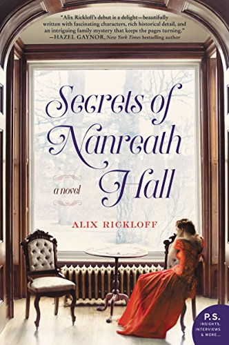 Secrets of nanreath hall a novel kindle edition by alix rickloff secrets of nanreath hall a novel by rickloff alix fandeluxe Images
