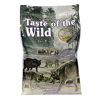 Taste of the Wild, Canine Formula