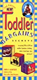 Toddler Bargains, Denise Fields and Alan Fields, 1889392162