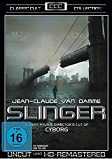 Amazon.com: Cyborg (1989): Jean-Claude Van Damme, Deborah ...
