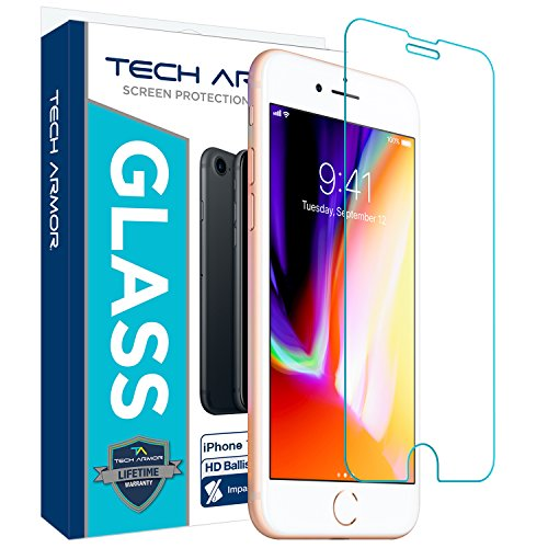 Tempered Glass Screen Protector for iPhone 6 Plus - 5