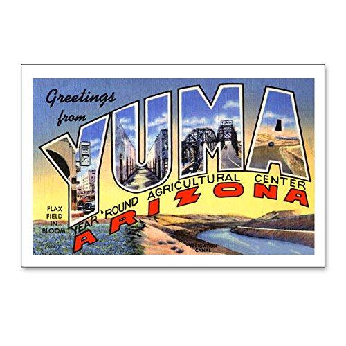 CafePress Yuma Arizona Greetings Postcards (Package of 8), 6