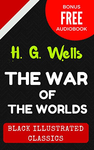 War Worlds Wells Illustrated Audiobook ebook product image