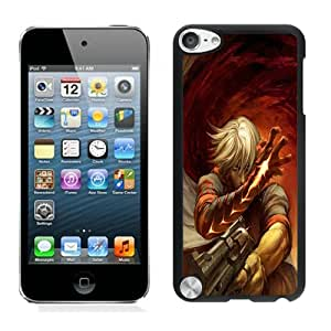 New DIY Personalized Gun Fight iPhone 6 Plus 6th Generation 5.5 Inch Black Phone Case CR-271