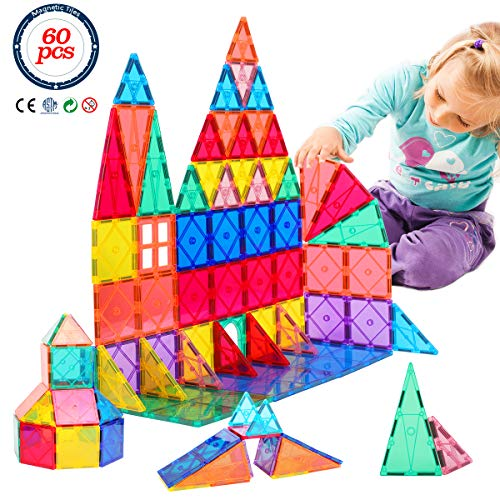 Magnetic Building Tiles - 6
