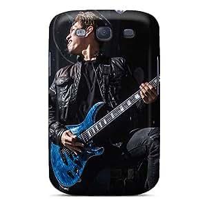 SherriFakhry Samsung Galaxy S3 Protective Hard Phone Cover Allow Personal Design Stylish Papa Roach Pattern [Upa18601ZeRX]