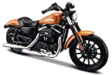 iron 883 model - Maisuto Maisto 1/18 Harley Davidson Harley Davidson 2014 Sportster IRON 883 motorcycle Motorcycle Bike Bike Model Sportster Iron [parallel import goods]