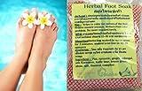 Herbal Foot Soak Bag for Relaxing, Detox Tired Feet & Reduce Foot Odor 30g.
