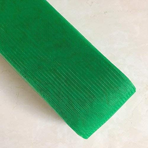 Hot Pink 2inch Wide Polyester Horsehair Braid Selling per Roll//16 Different Colors