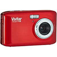 Vivitar VF128-BLK 14.1MP Digital Camera with 2.7-Inch TFT LCD, Colors May Vary