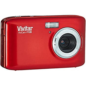 Amazon.com : Vivitar 14.1MP Digital Camera with 1.8-Inch TFT ...