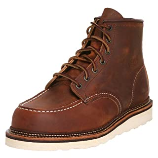 Men's Red Wing 1907 6 Inch MOC Heritage Lifestyle (12) (B005FCYKMW) | Amazon price tracker / tracking, Amazon price history charts, Amazon price watches, Amazon price drop alerts