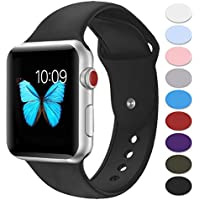 Misker Sport Band Compatible with Apple Watch 42mm 38mm...