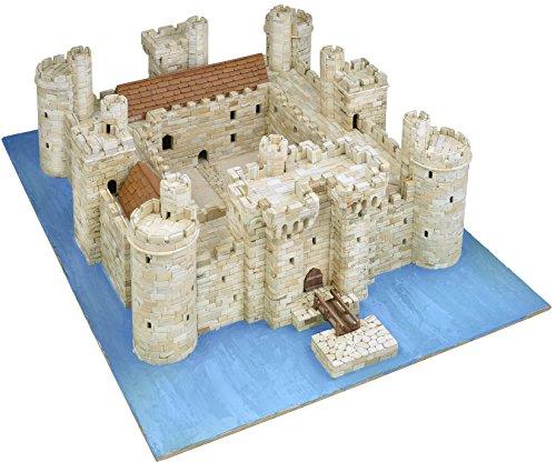 Bodiam Castle Model Kit