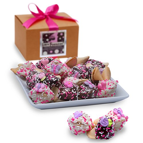 - Spring Fortune Cookies Gift Box of 12