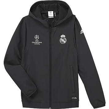adidas Real Madrid C.F. EU PRE JKY Chaqueta 34dc1c1e80e51