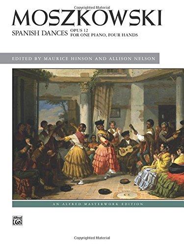 Spanish Dances, Op. 12 (Alfred Masterwork Edition) pdf epub