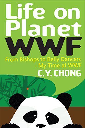 Life on Planet WWF: From Archbishops to Belly Dancers – My Time at WWF