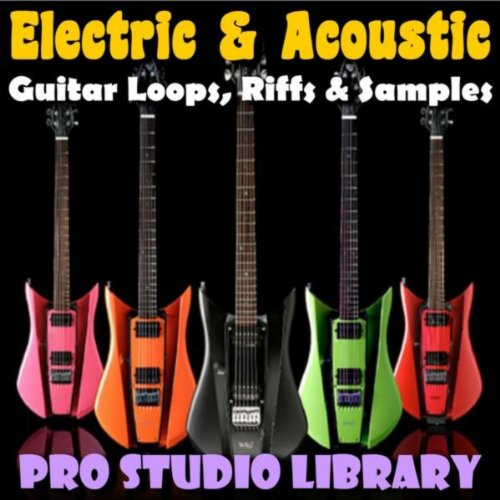 electric acoustic guitar loops riffs samples by pro studio library on amazon music. Black Bedroom Furniture Sets. Home Design Ideas