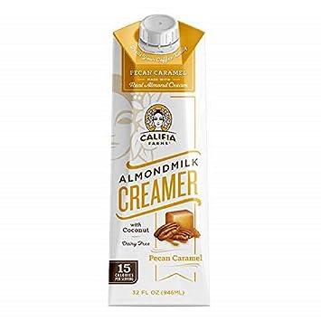 Califia Farms - Crema de leche de almendra avellana: Amazon ...