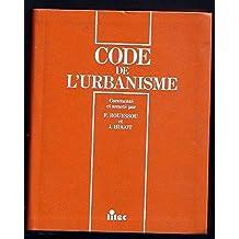 Code de l'urbanisme, 1996 (9e édition) (ancienne édition)
