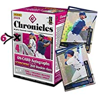 $32 » 2020 Panini Chronicles Baseball BLASTER box (24 cards/bx)