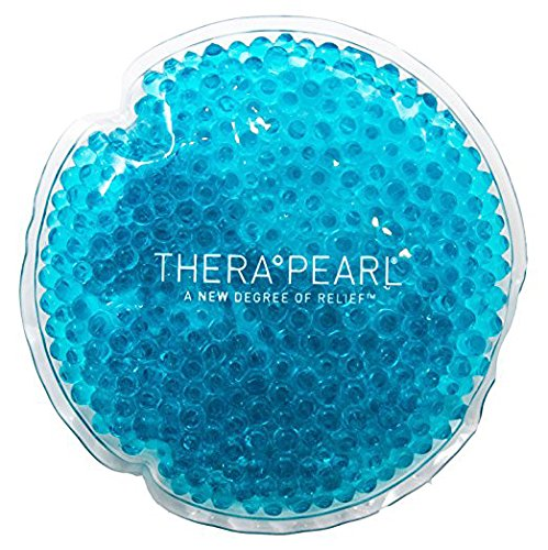 Minute Pearls - TheraPearl Round Pearl Pack, Non Toxic Reusable Hot Cold Therapy Pack with Gel Beads, Flexible Hot and Cold Compress, Best Ice Pack for Pain Relief, Swelling, and Sports Injuries
