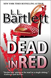 Dead In Red (The Jeff Resnick Mysteries Book 2)