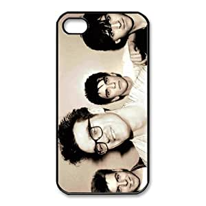 The Smiths Morrissey TPU Phone case cover for iphone4 4s,black