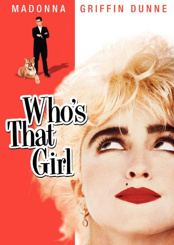 Who's That Girl? (1987) (Madonna Celebration The Best Of)