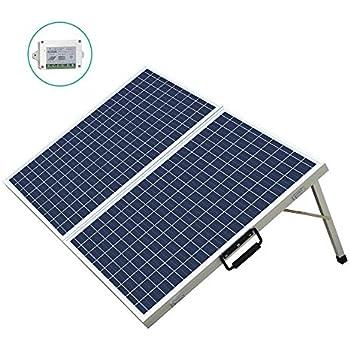 Amazon Com Eco Worthy 100 W Watt Portable Kits 100w