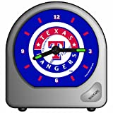 MLB Texas Rangers Alarm Clock