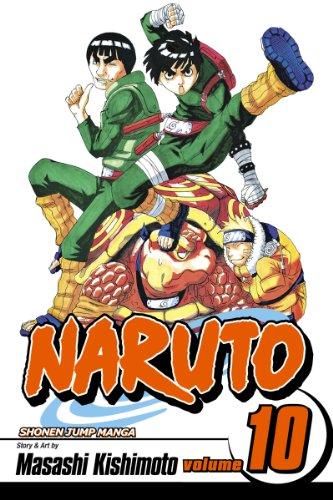 Naruto, Vol. 10: A Splendid Ninja (Naruto Graphic Novel)