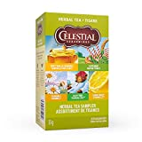 Celestial Seasonings Herbal Tea Sampler Caffeine Free Herbal Tea, 20 Count