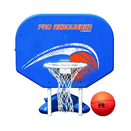 51vS5hiRv3L - Poolmaster Pro Rebounder Swimming Pool Basketball and Volleyball Game Combo, In-Ground Pool