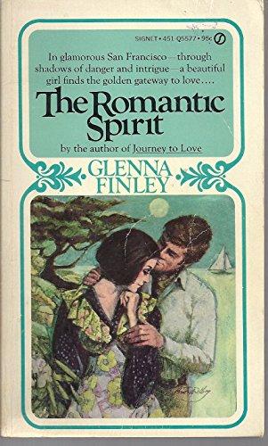 book cover of The Romantic Spirit