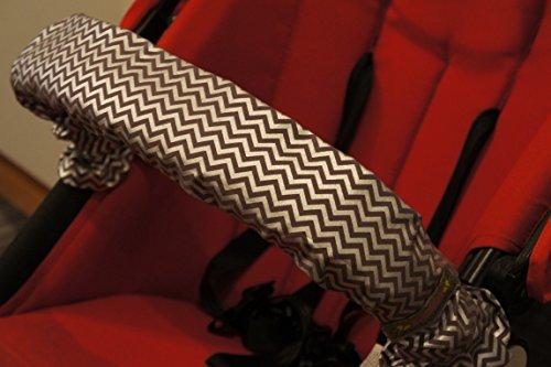 Pattern Elegance (Lollibar Stroller Safety Handlebar Cover in Pattern