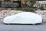 Car Cover for Sedan, Ohuhu Universal Sedan Car