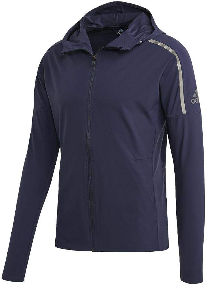 adidas ZNE Run Men Jacket (Technical), Hombre, Legend Ink