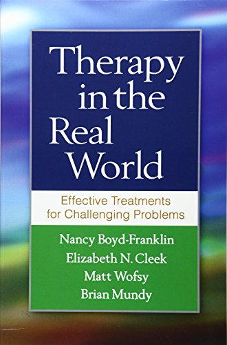 Best therapy in the real world boyd-franklin to buy in 2020