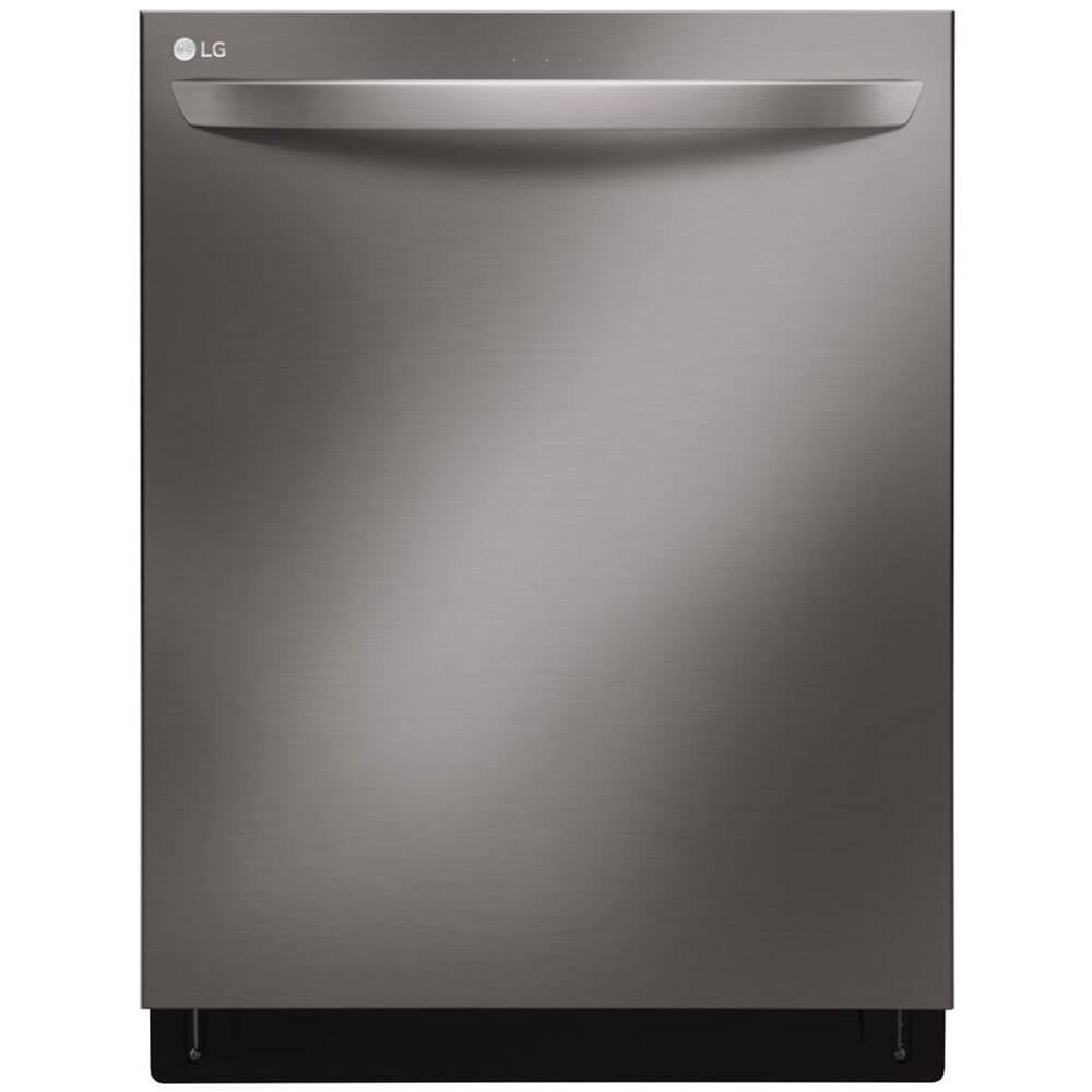 LG LDT7797BD / LDT7797BD / LDT7797BD LDT7797BD Tall Tub Top Control Black Stainless Dishwasher by LG