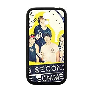 5 Seconds Of Summer Cell Phone Case for Samsung Galaxy S4 in GUO Shop