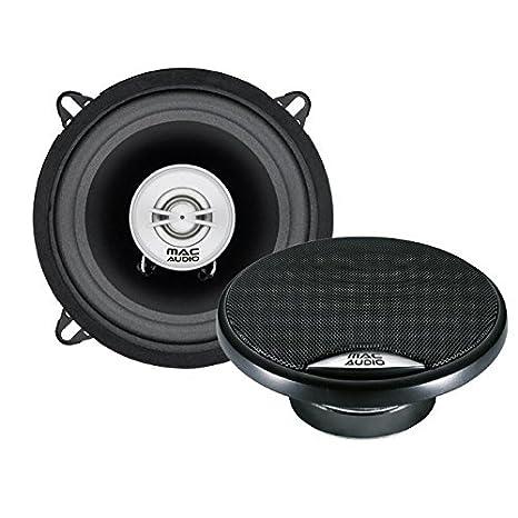 2 Wege Koaxial Einbaulautsprecher schwarz Mac Audio 11035621 Edition 162