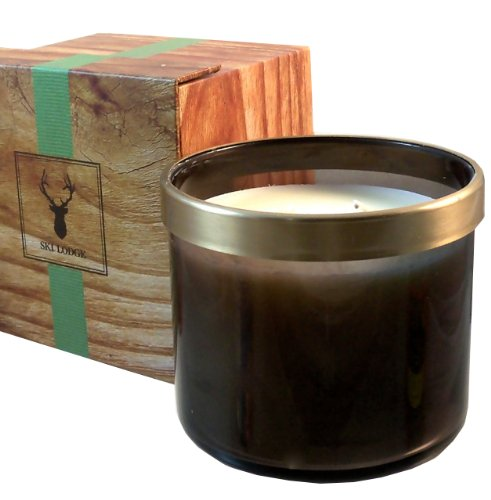 Bath & Body Works Great Room Fireside Pine 3 Wick Candle