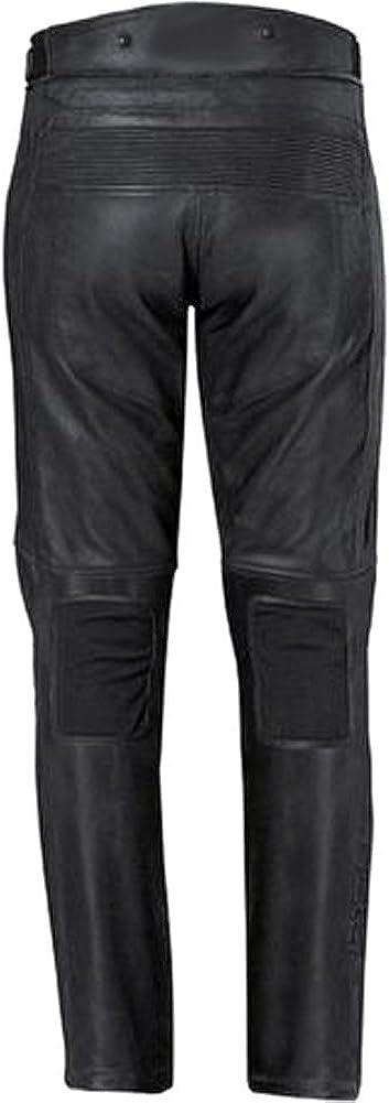 SleekHides Mens Fashion Motorbike Real Leather Racing Pant