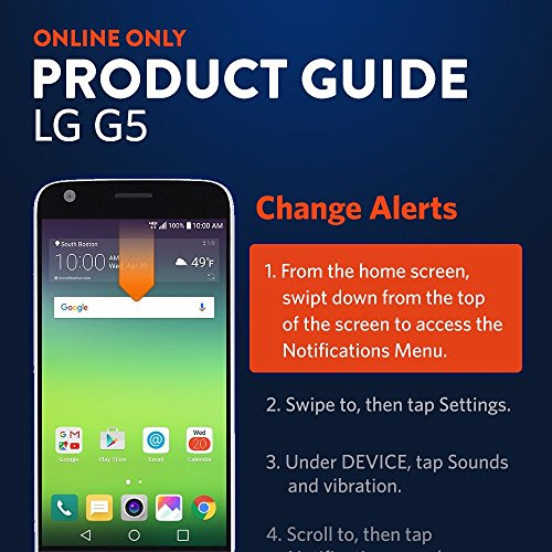 Price comparison product image LG G5 - How to Guide