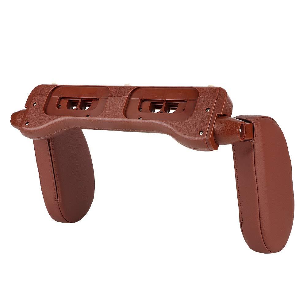 Ichiias Travell Pillow Universal Car Seat Pillow Reposacabezas Soporte para el Cuello Coj/ín para Dormir para ni/ños Adultos