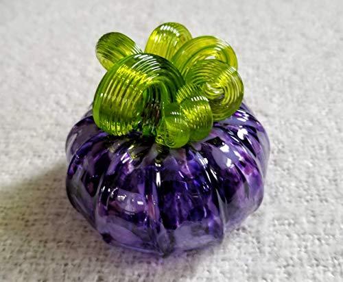(Glass Pumpkin (Small) -)