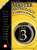 img - for 3: Mel Bay Master Anthology Of Fingerstyle Guitar Solos book / textbook / text book