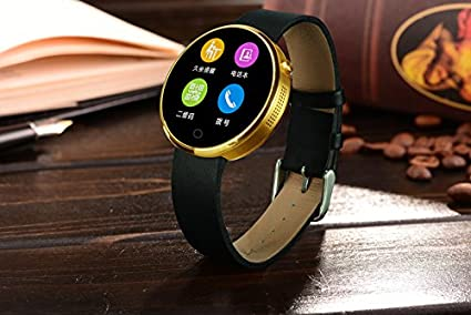 edealyn impermeable Bluetooth Smart Watch DM360 Heart Rate Monitor ...